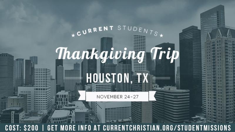 Thanksgiving trip