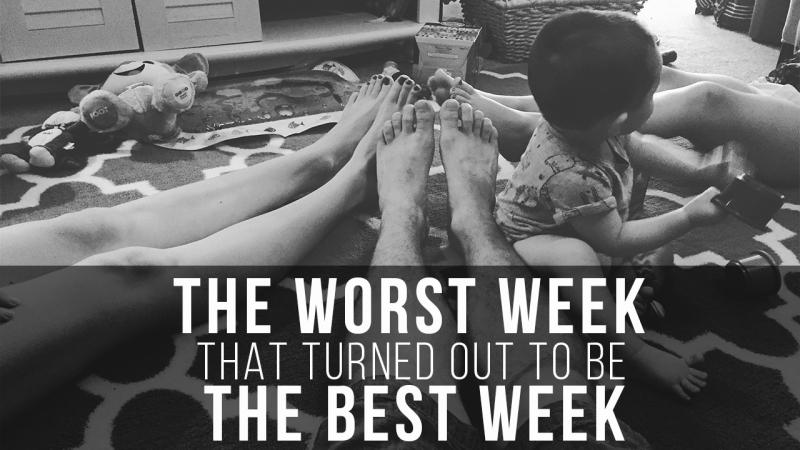 worst best week