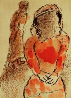 Chagall_Tamar_Judahs_daughter-in-law_1960_2